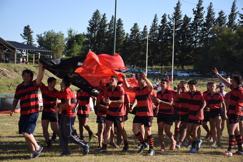 Mercedes Rugby se coronó campeón