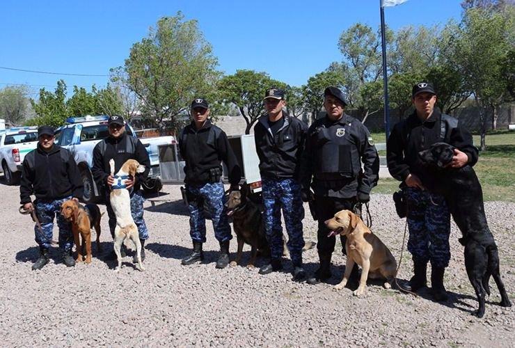 Una Unidad de canes de San Luis ayudó al esclarecimiento del brutal crimen de un niño santiagueño