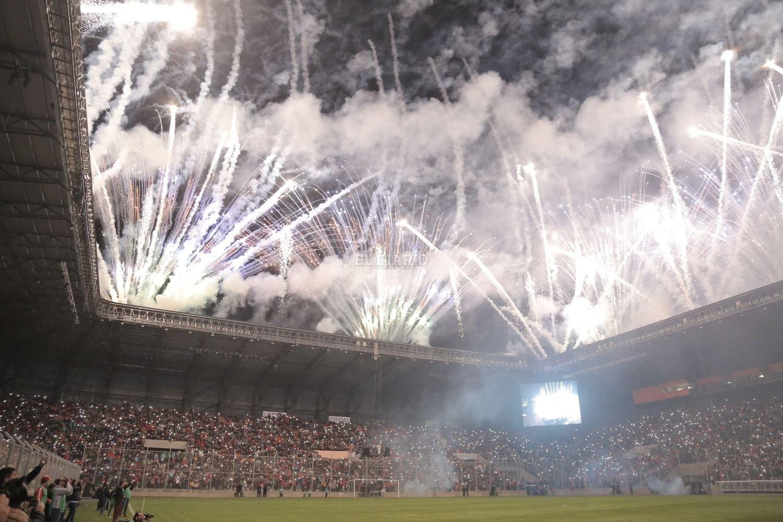 El estadio La Pedrera lució a todo esplendor | El Diario de la ...