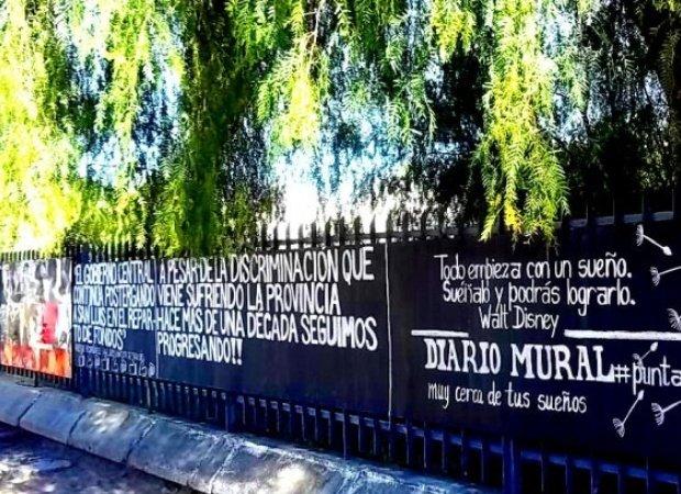 Corazon De Tiza El Diario Mural