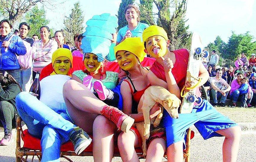 Merlo La Fiesta De Los Jovenes Sera En El Balneario